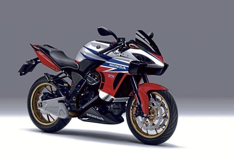 Retro Reboot Honda Cx750 Turbo Classic Motorcycle Mechanics