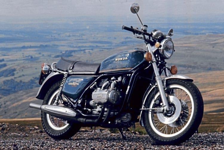 Honda Gl1100 Classic Motorcycle Mechanics