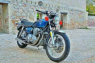 Show Us Yours Waynes 1977 Honda Cb750a Hondamatic Classic