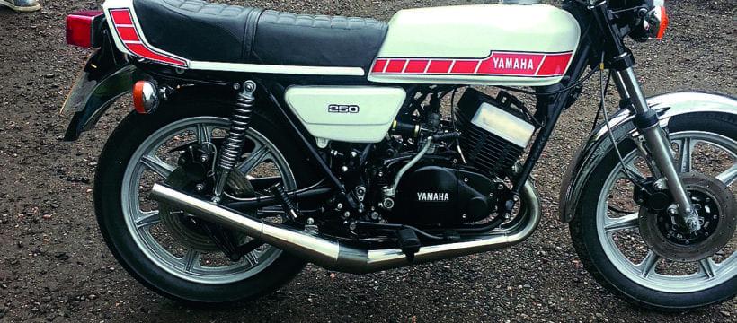 Show us yours martin s yamaha rd250 dx classic for Martins yamaha ocala