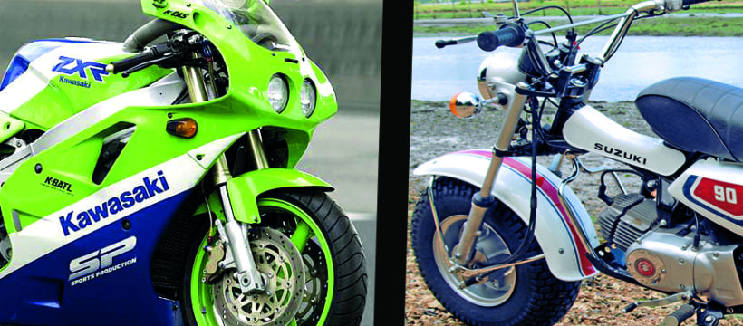 Q&A: Kawasaki ZXR and Suzuki RV90 - Classic Motorcycle Mechanics