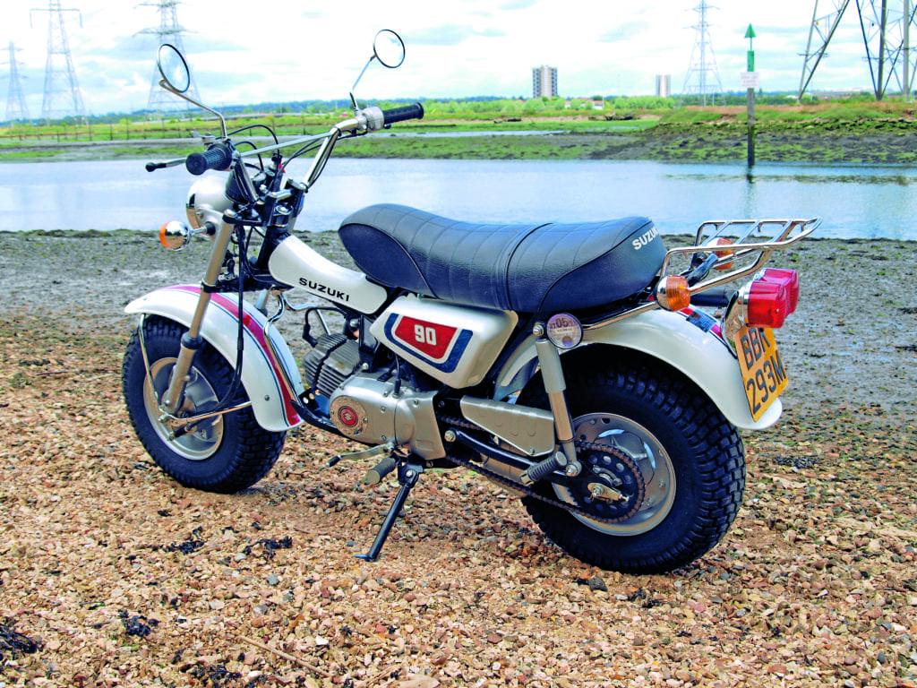 Q&a Kawasaki Zxr And Suzuki Rv90 Classic Motorcycle Mechanics Honda Mt125 Wiring  Diagram 1974 Suzuki Rv90 Wiring Diagram