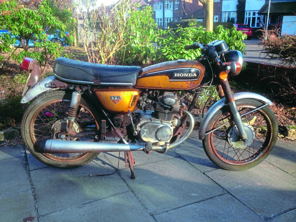 To keep up to date on Show Us Yours and everything Classic Motorcycle  Mechanics, like our Facebook page or follow us on Twitter here.