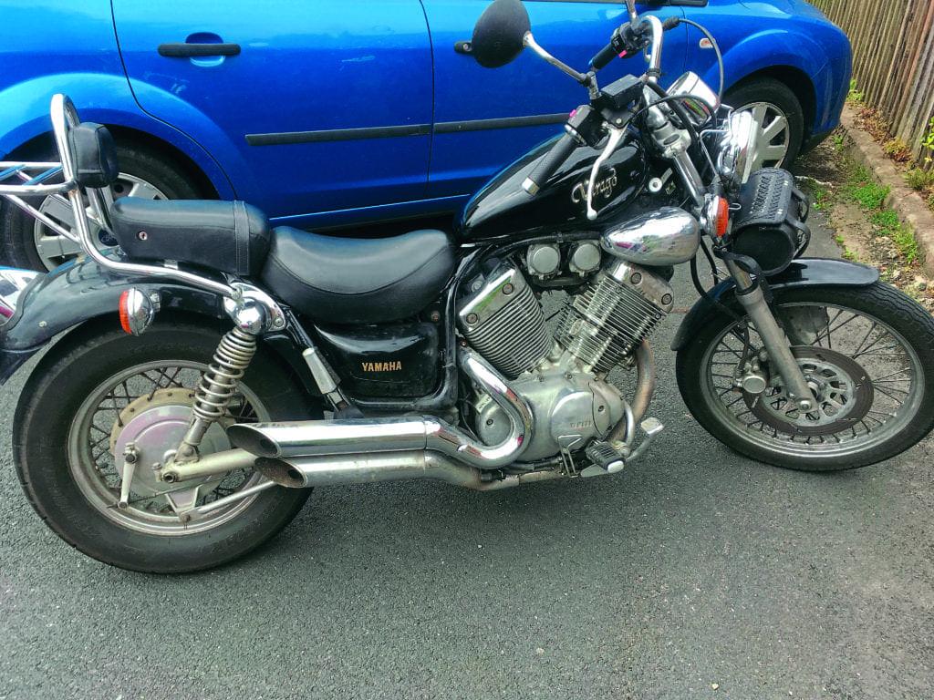Show Us Yours: Tom's Yamaha XV535 Virago - Classic Motorcycle Mechanics