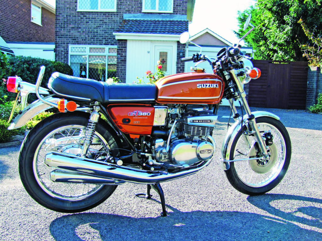 To keep up to date on Show Us Yours and everything Classic Motorcycle  Mechanics, like our Facebook page, follow us on Twitter here, or follow us  on ...