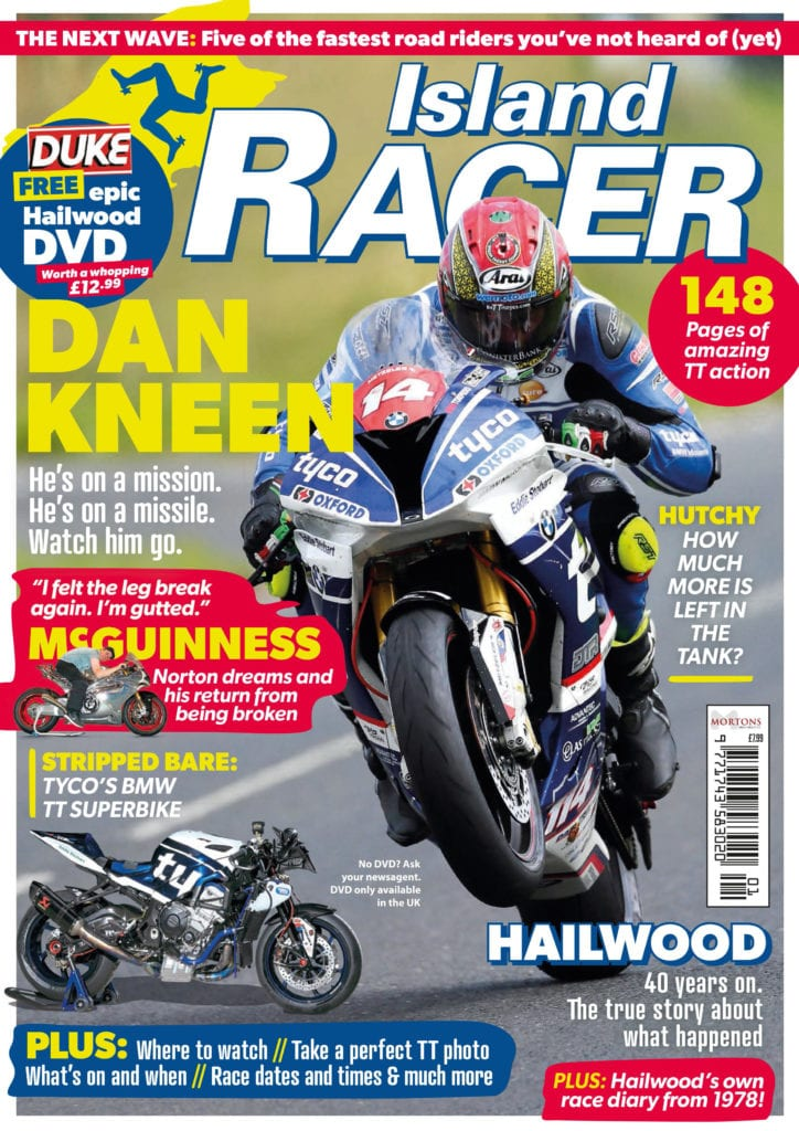 the 2018 edition of the worlds largest and best tt racing publication island racer is the must have publication for every tt race fan this christmas