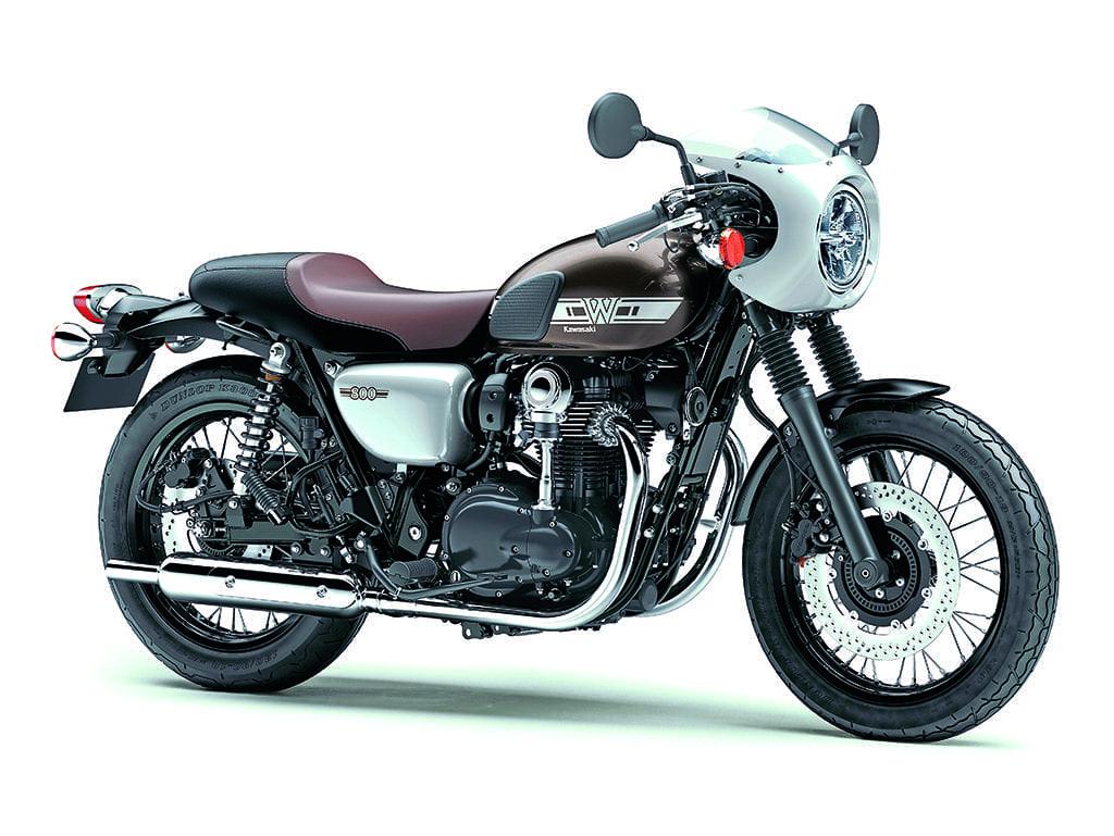 New Kawasaki W800 Coming Classic Motorcycle Mechanics