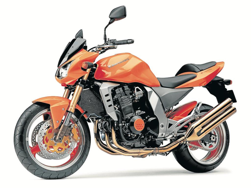 Coming Classics Kawasaki Z100 2003 On Classic