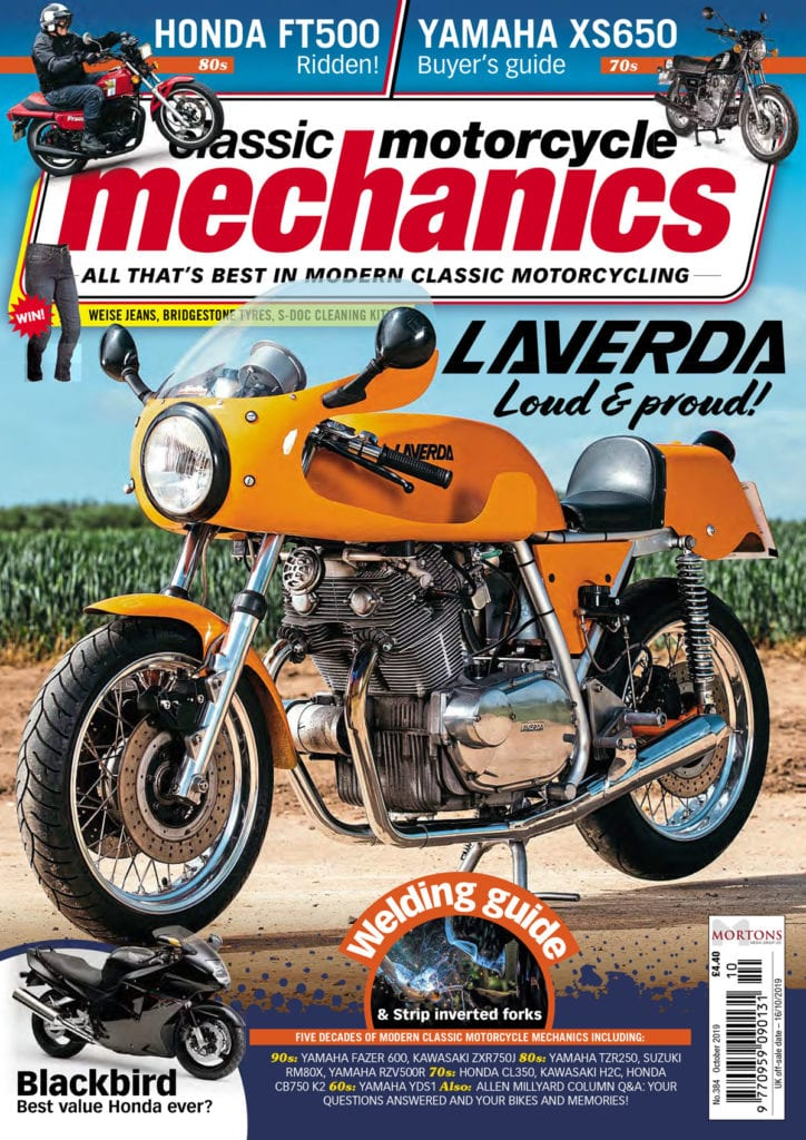 CMM October cover