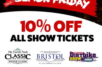 Black Friday Bike show tickets