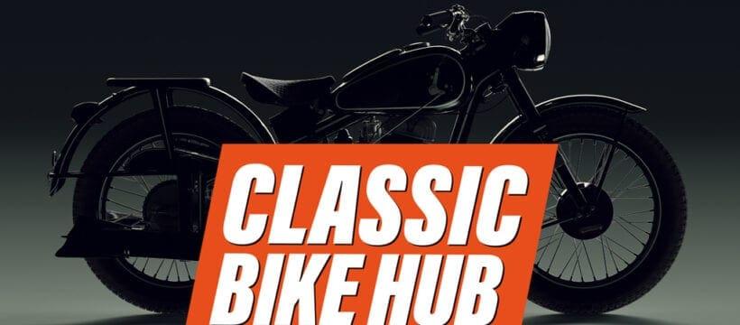 Classic Bike Hub launch