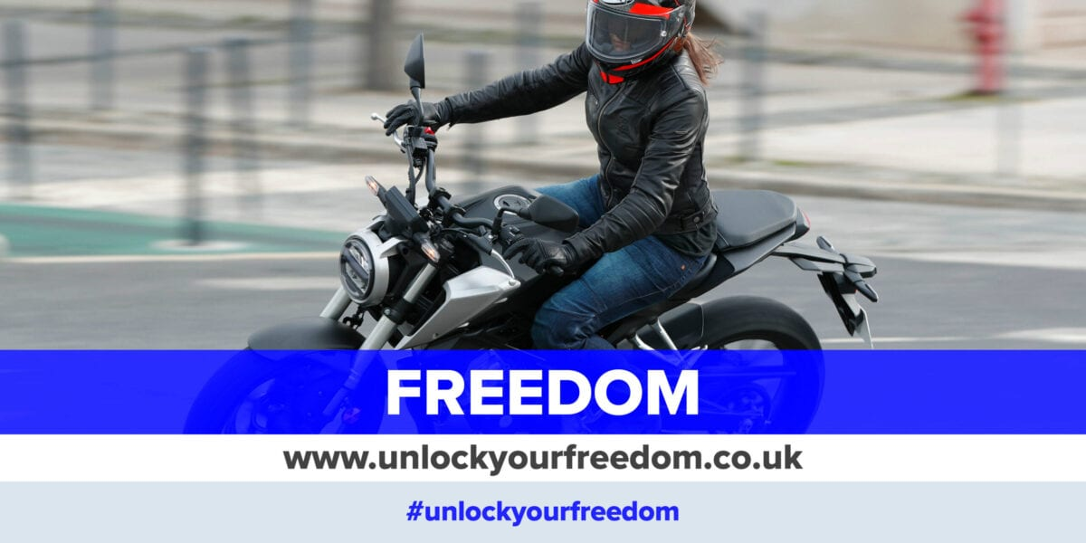 unlock your freedom